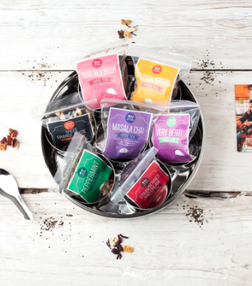 7 Loose Leaf Tea Gift Set
