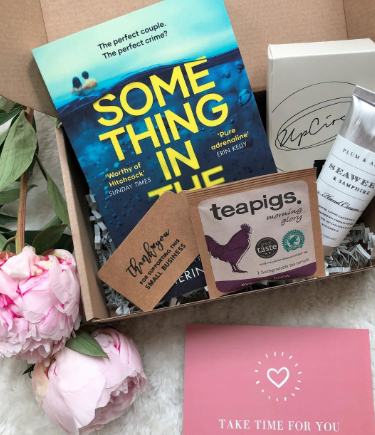 Self-Care Summer Box